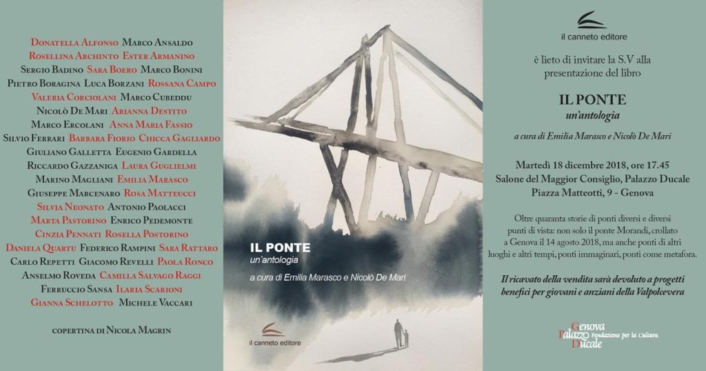 Invito Antologia Ponte Morandi