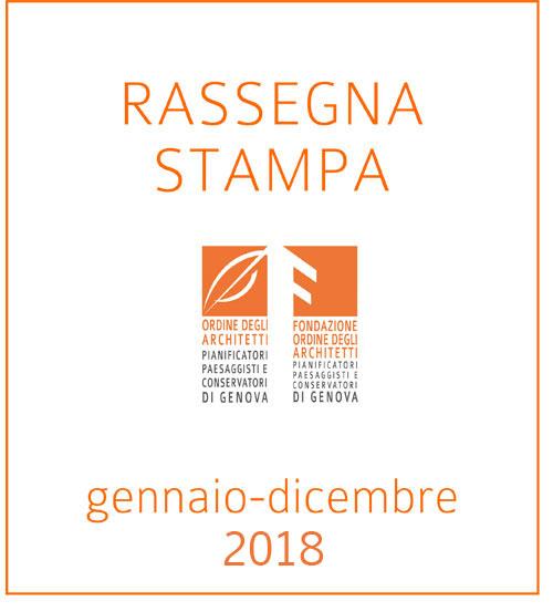 Copertina Rassegna Stampa 2017