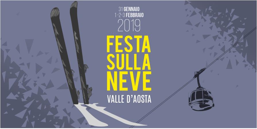 Festa sulla neve 2019