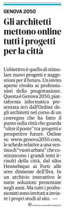 2019_04_06_Lancio Genova 2050_Il Secolo
