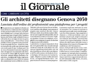 2019_04_07_Lancio Genova 2050_Il Giornale