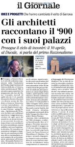 Il Giornale ed. 25/04/2019