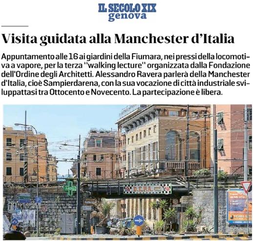 2019_06_09_Walking Lectures Sampierdarena_Il Secolo XIX