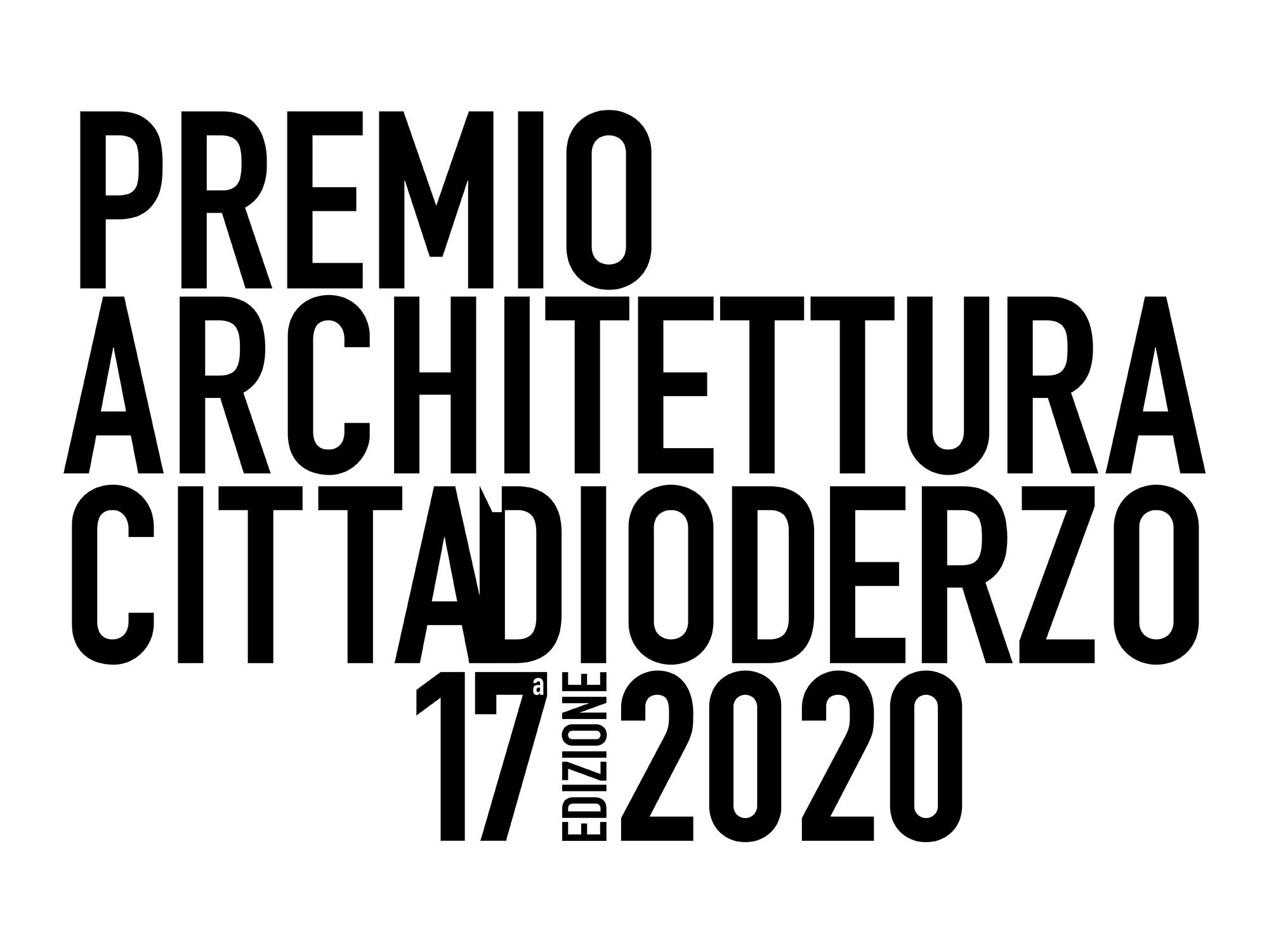 Offerte Lavoro Architetto Treviso xvii edizione del premio architettura città di oderzo